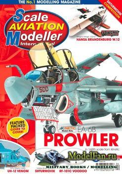 Scale Aviation Modeller International (April 2016) Vol.22 №4