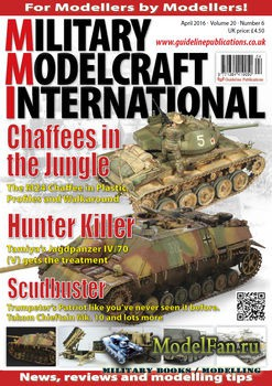 Military Modelcraft International (April 2016) Vol.20 №6