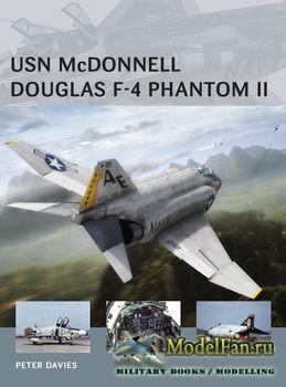 Osprey - Air Vanguard 22 - USN McDonnell Douglas F-4 Phantom II