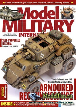 Model Military International Issue 121 (May 2016)