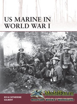 Osprey - Warrior 178 - US Marine in World War I