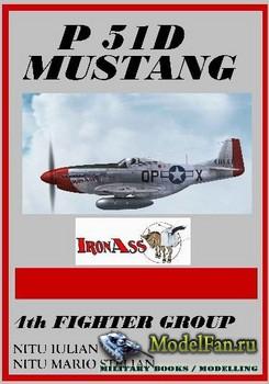 ModelArt - P-51D Mustang IRON ASS (Перекрас)