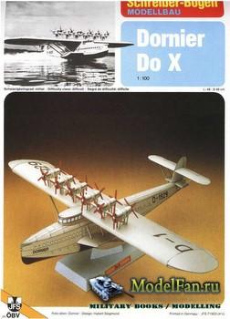 Schreiber-Bogen - Dornier Do X
