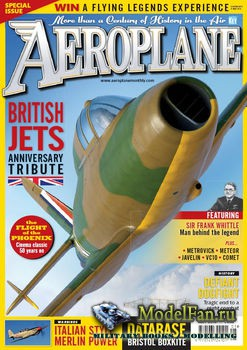 Aeroplane Monthly Magazine (Май 2016)
