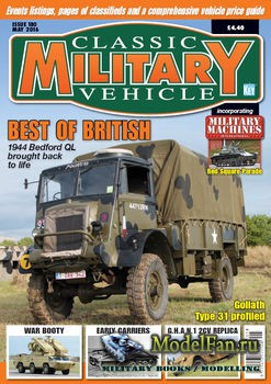 Classic Military Vehicle №180 (May 2016)