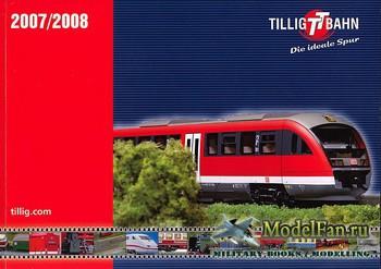 Tillig-TT-Bahn 2007/2008 TT-Neuheiten