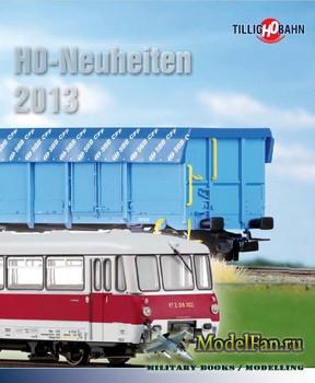 Tillig-TT-Bahn 2013 H0-Neuheiten