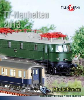 Tillig-TT-Bahn 2013 TT-Neuheiten