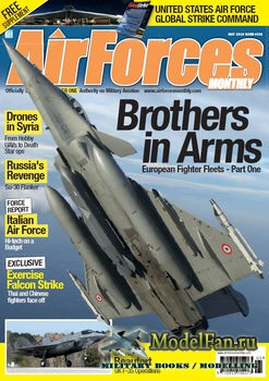 AirForces Monthly (May 2016) №338