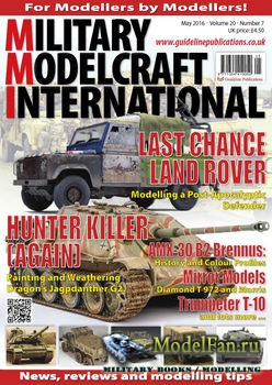 Military Modelcraft International (May 2016) Vol.20 №7
