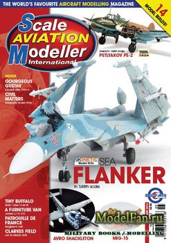 Scale Aviation Modeller International (May 2016) Vol.22 №5