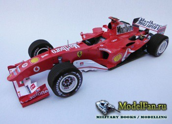 Ferrari F2004 (Forum Team)