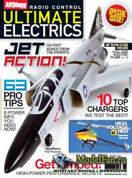 Model Airplane News (Summer 2011)