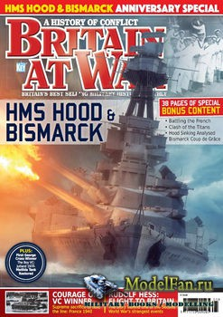 Britain at War Magazine №109 (May 2016)