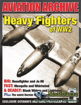 Aeroplane Aviation Archive - Heavy Fighters of WWII