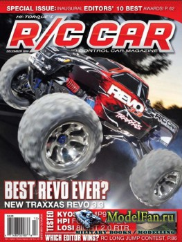 R/C Car (December 2009)