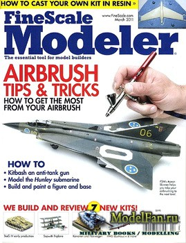 FineScale Modeler Vol.29 №03 (March) 2011