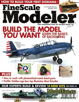 FineScale Modeler Vol.29 №8 (October) 2011
