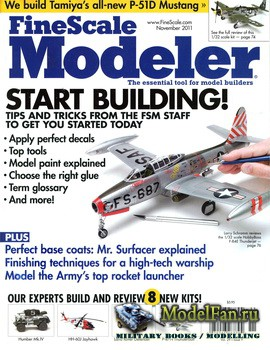 FineScale Modeler Vol.29 №9 (November) 2011