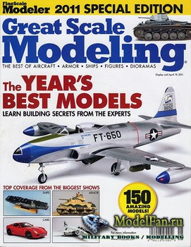 FineScale Modeler 2011 Special Edition - The Year's Best Models