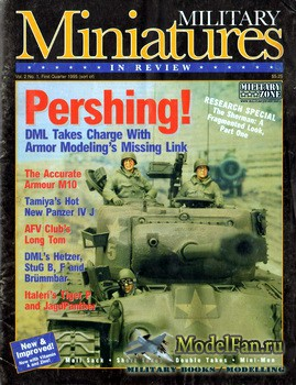 Military Miniatures in Review №5 (Vol.2 No.1)