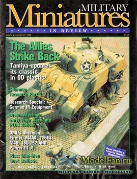 Military Miniatures in Review №6 (Vol.2 No.2)