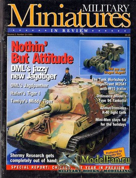 Military Miniatures in Review №7 (Vol.2 No.3)
