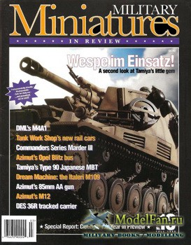 Military Miniatures in Review №10