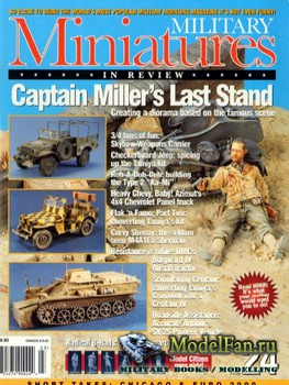 Military Miniatures in Review №24