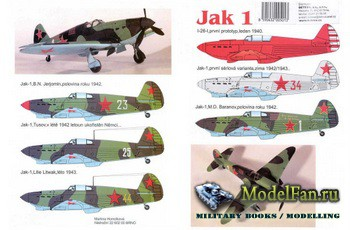 Betexa 501 - Jak-1