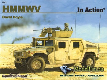 Squadron Signal (Armor In Action) 2043 - HMMWV in Action