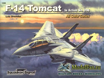 Squadron Signal (Armor In Action) 1206 - F-14 Tomcat in Action