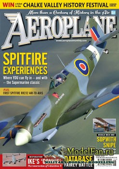 Aeroplane Monthly Magazine (June 2016)