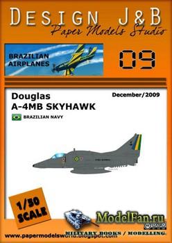 Design J&B - Douglas A-4MB Skyhawk
