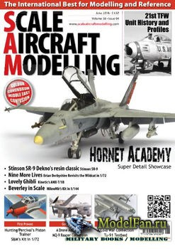 Scale Aircraft Modelling (June 2016) Vol.38 �04