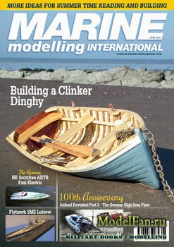 Marine Modelling International (June 2016)