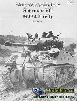 Museum Ordnance Special №19 - Sherman VC M4A4 Firefly