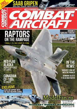 Combat Aircraft Monthly (July 2016)