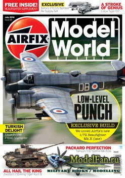 Airfix Model World - Issue 68 (July 2015)