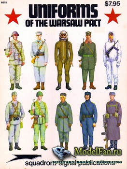 Squadron Signal (Specials Series) 6018 - Uniform of the Warsaw Pact