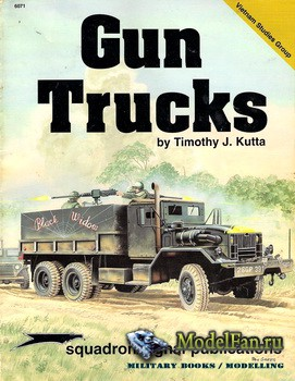 Squadron Signal (Specials Series) 6071 - Gun Trucks