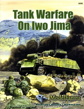 Squadron Signal (Specials Series) 6096 - Tank Warfare on Iwo Jima