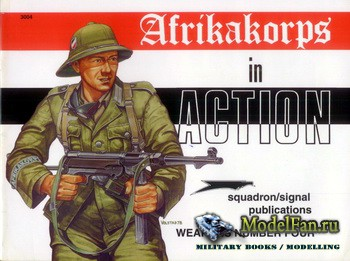 Squadron Signal (Combat Troops) 3004 - Afrikakorps in Action