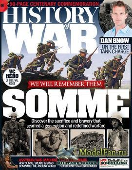 History of War №30 2016