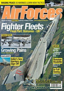 AirForces Monthly (July 2016) №340