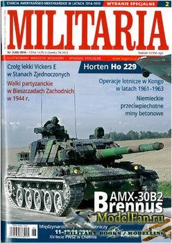 Militaria XX Wieku Wydanie Specjalne №48 2016