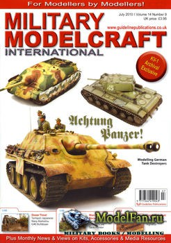 Military Modelcraft International №7 2010