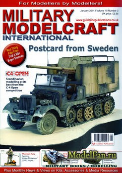 Military Modelcraft International №1 2011