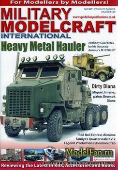 Military Modelcraft International (April 2011) Vol.15 №6