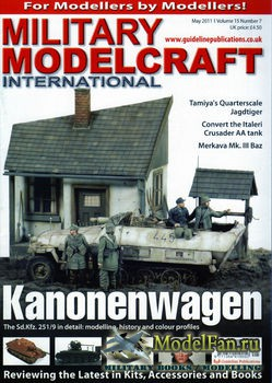 Military Modelcraft International (May 2011) Vol.15 №7